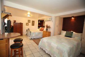 Mon Ami BandB Cottage Bedroom